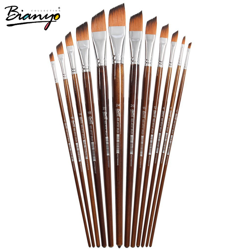 Brushes For Oil Painting Painting Acrylics Brush