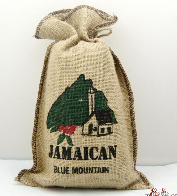 coffee sack,coffee burlap bag/drawstring burlap sack/coffee bag packaging/printing burlap bean pouch(China (Mainland))