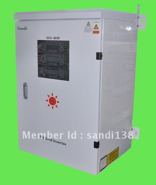 Photovoltaic Grid Tied Inverter SDS-10KW