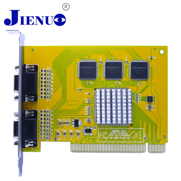 16 Channel DVR Card Real Time Video Capture Card D1 Record Dvr Pci Cctv System Security Equipment(China (Mainland))