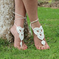 Sexy Sandalias Beach Rhinestone Elephant From India Barefoot Chain Ankle Bracelet Foot Jewelry Anklets For Women Free Shipping