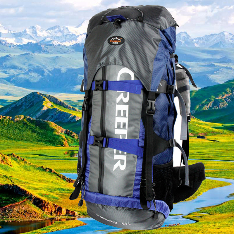 Professional Climbing Bag shoulder backpack men's travel bags women camping Riding package waterproof sport bag - jiajia Outdoor Co., Ltd. store