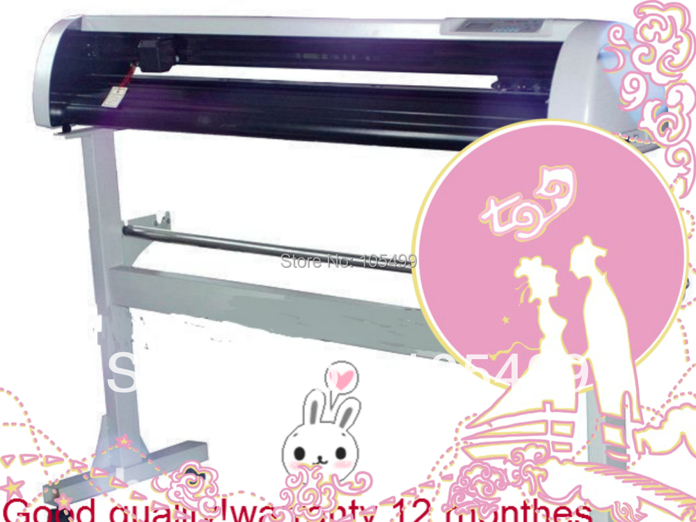 china factory supply best quality vinyl cutter plotter machine free shipping to japan(China (Mainland))