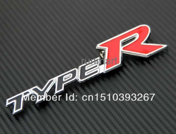 Type r Logo Emblem Badge Logo Type r