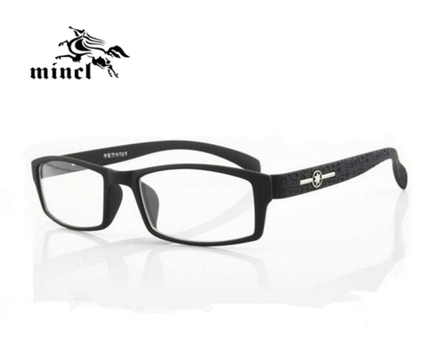 Mincl/Анти усталость радиационно-стойкие очки тенденцию моды равнине зеркало пк зеркало ...