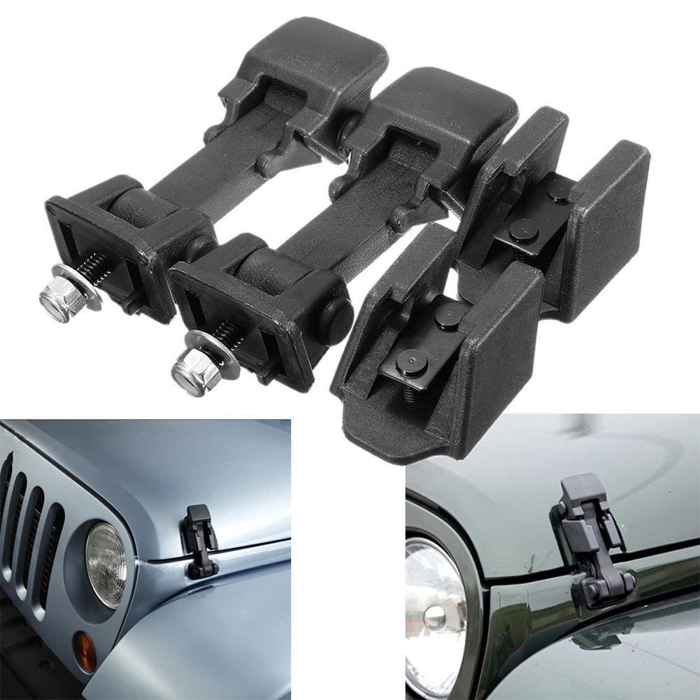 Высокое качество ABS Двигатель Нижняя крышка защелка + накладка на капот Catch aeProduct.getSubject()