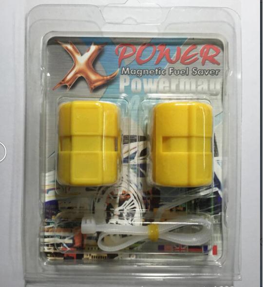 Car Power Magnetic Fuel Saver Wholesale Automobile Gasoline Economizer Vehicle Plastic Fuel Economy Saver