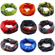 multi functional Riding Bicycle magic bandanas sunscreen muffler unisex scarf  Sports Turbans Outdoor Cycling seamless scarf(China (Mainland))