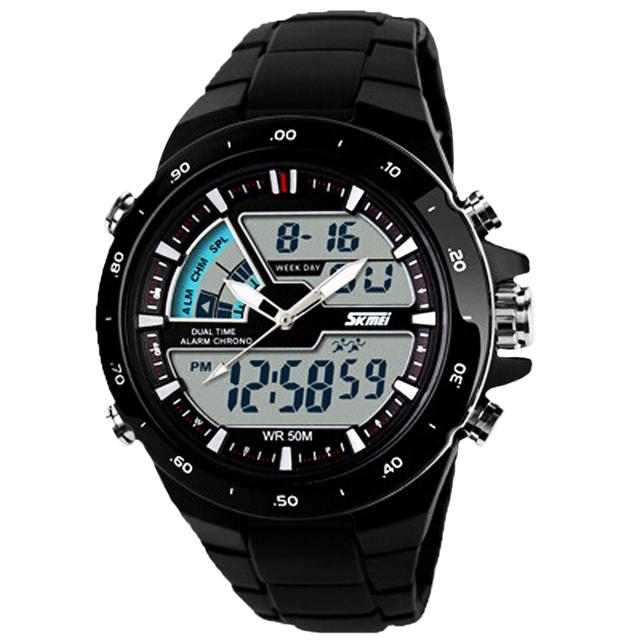 Zegarek męski sportowy nietypowy design różne kolory