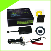 Car GPS tracker CCTR-805 3G  vehicle tracking device monitor support iPhone & Android App locate / WeChat locate / SMS locate(China (Mainland))
