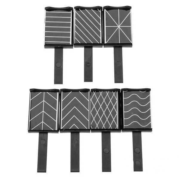 Alvisdeal DIY 3D Nail Art Magnet Magnetic Stick Board Magic Polish(China (Mainland))