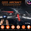 New Arrival WLtoys Newest Model Air Pressure Positioning Q222G 5 8GHz FPV Drone with 720P Camera