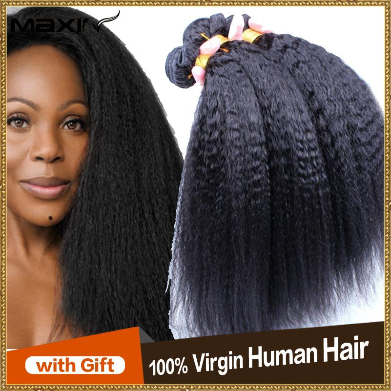 Kinky Human Hair Pieces 103