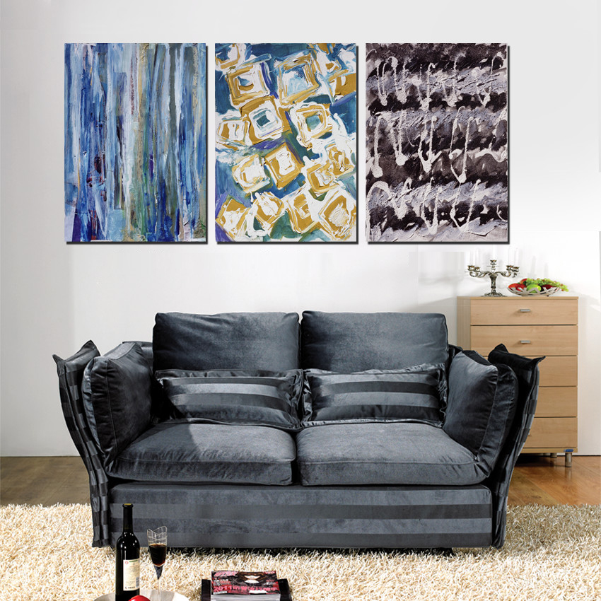 abstract canvas art decor pictures wall home decor 3