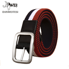 Buy DWTS2017 Unisex Canvas Tactical Belt High Military Belts Mens & Women Luxury Patriot Jeans Belt Leather Belt Men for $11.34 in AliExpress store