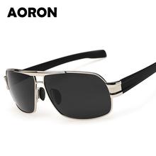 Fashion Retro Men's Polarized Sunglasses Blue Inner Coating Driving Sun Glass for Male Sport Driver Eyewear Oculos de sol
