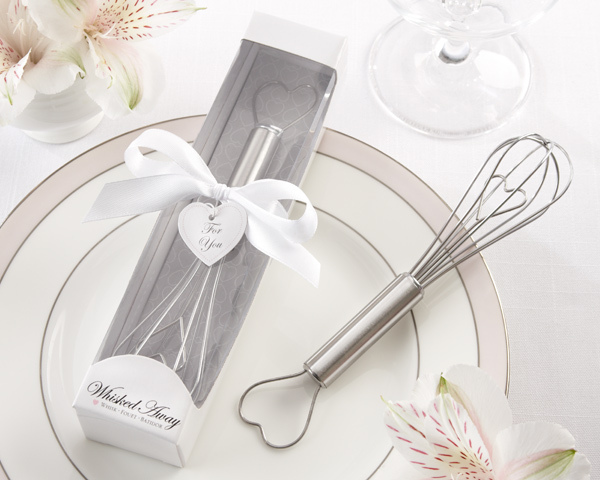 Stainless Steel Heart Shape Hand Whisk Egg Beater party supplies wedding gifts for guests wedding favors and gifts 200set /lot(China (Mainland))