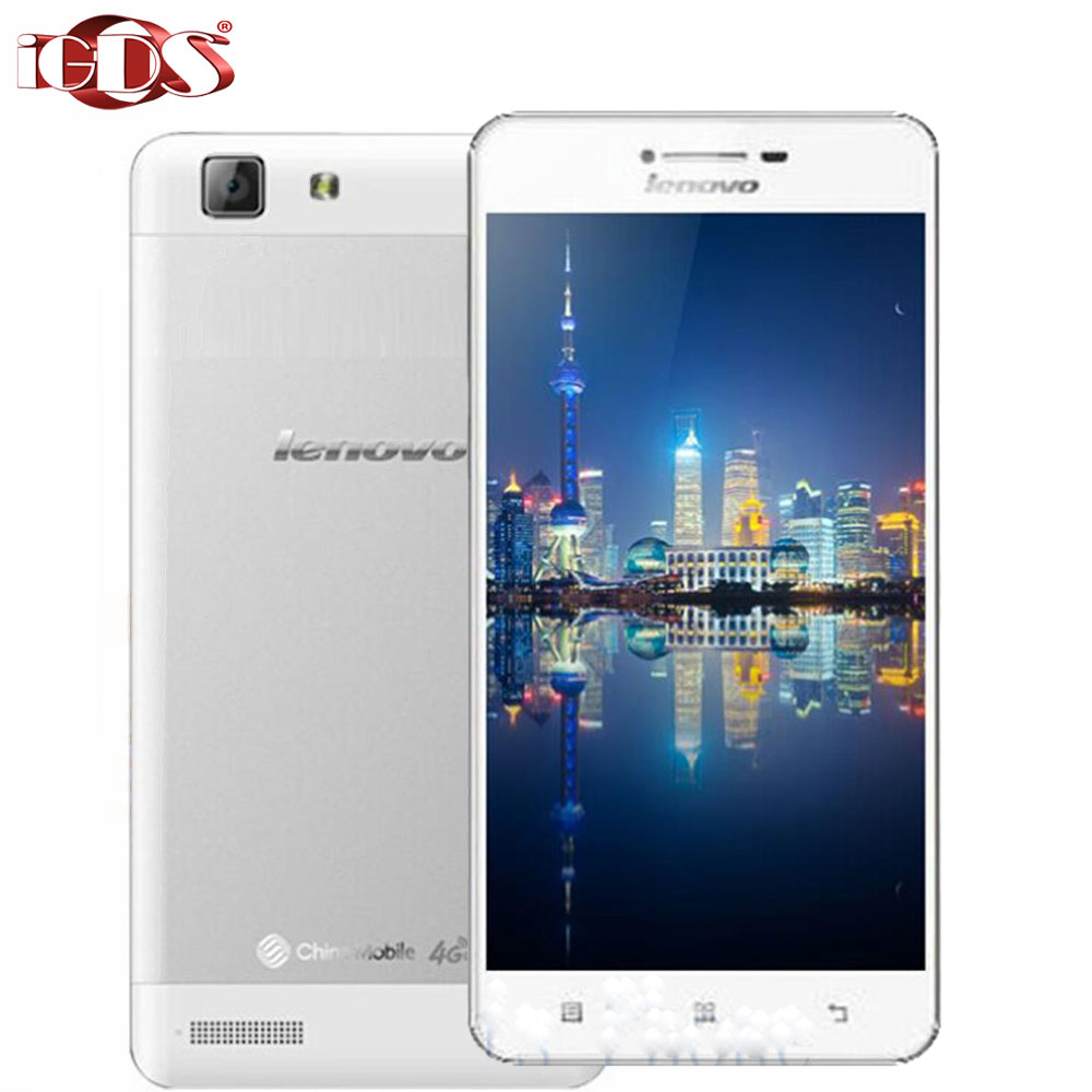 Original Lenovo A6600 MTK6732 Android 4.4 Ouad Core 1.5GHz 8.0 MP Camera 5inch IPS Cell phone(China (Mainland))