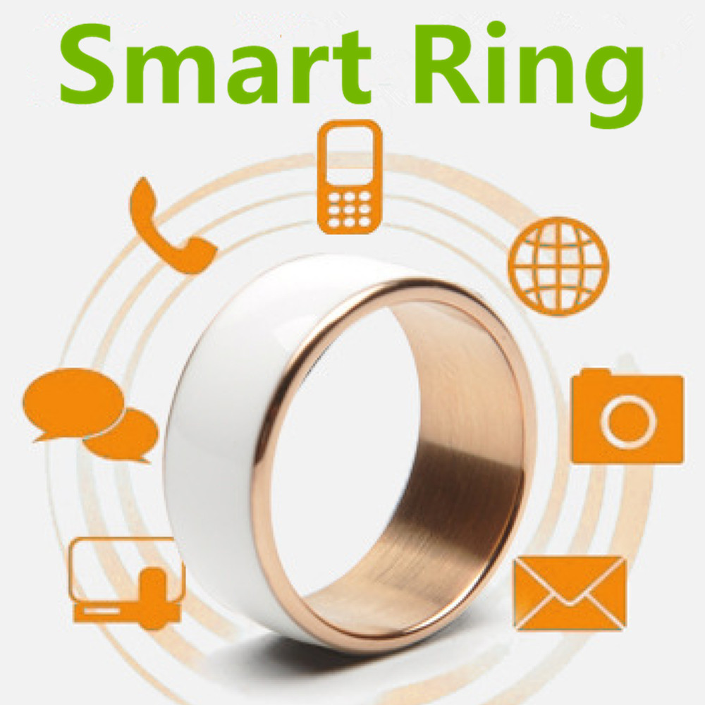 Intelligent Magic Ring NFC Ring Mobile Phone NFC Tag Stickers for NFC Feature Android Phone Smart Ring Free Shipping(China (Mainland))