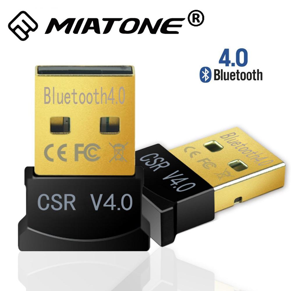 Mini USB Bluetooth Adapter V 4.0 Dual Mode Wireless Bluetooth Dongle CSR 4.0 USB 2.0/3.0 For Windows 10 8 Win 7 Vista XP 32/64(China (Mainland))