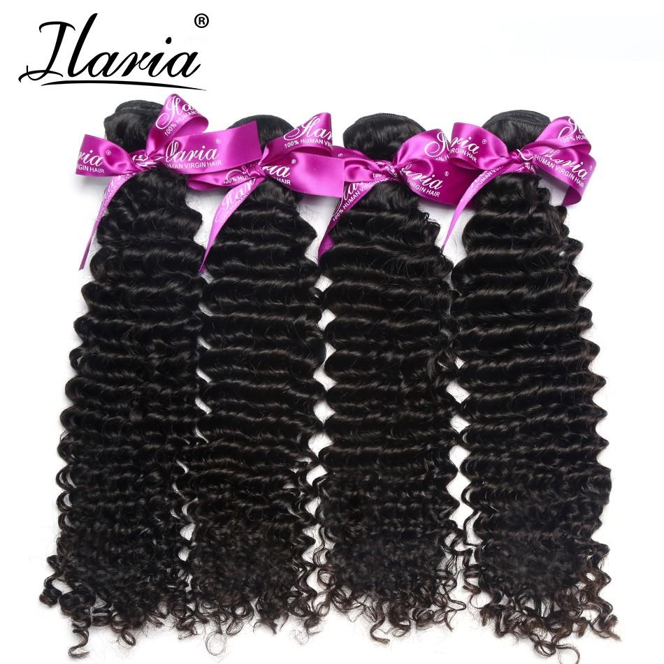 Peruvian Virgin Hair Deep Curly 4Pcs/Lot,Queen Hair Product Human Hair Extensions Shipping Free<br><br>Aliexpress