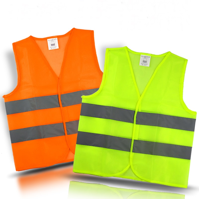 Гаджет  Reflective vest, working clothes provides high visibility day & night for running, cycling, walking etc. warning safety vest  None Одежда и аксессуары