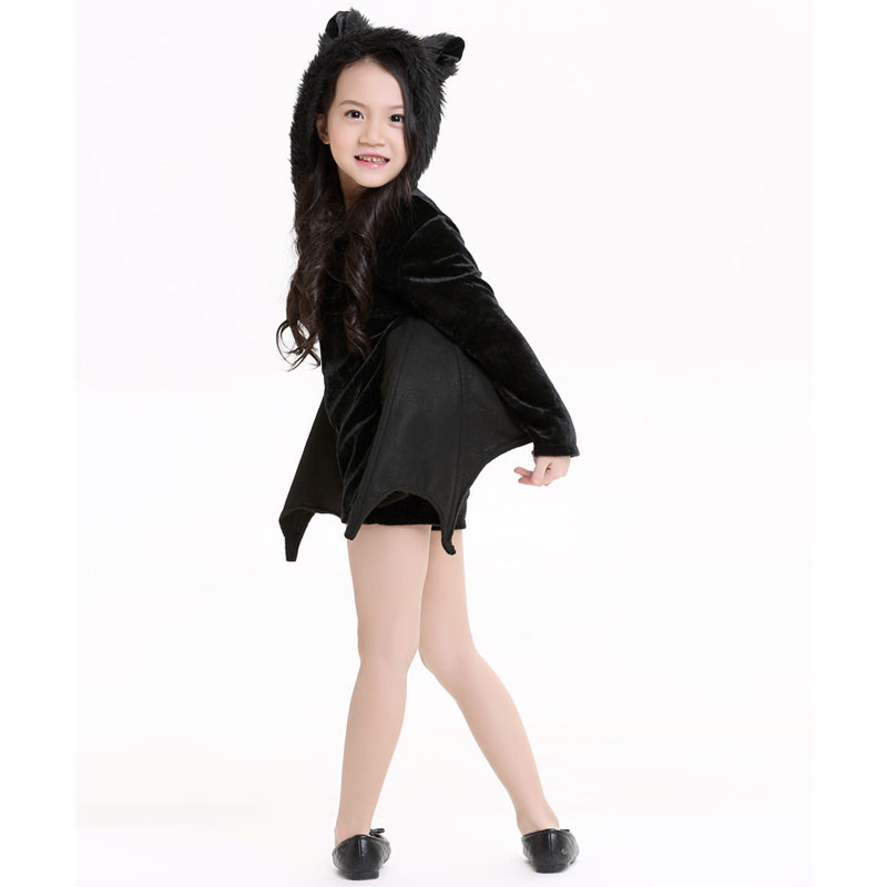 New-Child-Animal-Cosplay-Cute-Bat-Costume-Kids-Halloween-Costumes-For-Girls-Black-Zipper-Jumpsuit-Connect (1)