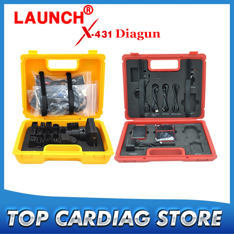 2015.4 Newest Software Launch X431 diagun Diagnostic Tool Auto scanner Diagun X431 Life-time free update Multi-langauge In stock(China (Mainland))