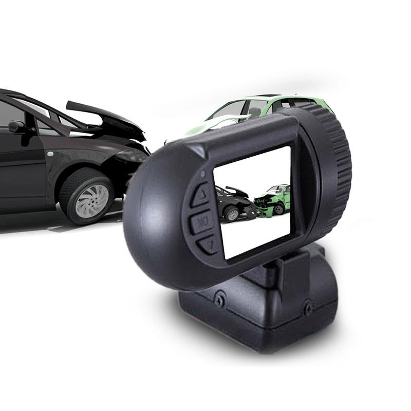 Free shipping Ambarella A7 0805 132 Degree Mini Car DVR Recorder with GPS Logger 1296P ME3L(China (Mainland))