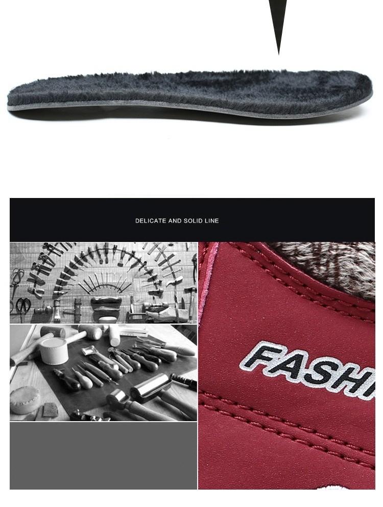 ซื้อ ฤดูใบไม้ร่วงใหม่ร้อนฤดูหนาวผู้หญิงรองเท้าหิมะอบอุ่นบวกหนากำมะหยี่ลิ่มข้อเท้าสำหรับผู้หญิงในช่วงฤดูหนาวรองเท้าแพลตฟอร์มขนZ Apatos Mujer