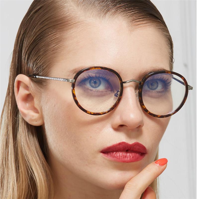 New Carving TR90 Eyewear 2016 Vintage Retro Plain Women Men Computer Optical Glasses Myopia Eyeglasses Frame Brand Design oculos(China (Mainland))
