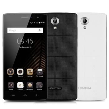 HOMTOM HT7 5.5inch Android 5.1 MTK6580A Quad Core Cell Phone,Ram 1GB+Rom 8GB Smartphone,3000Mah Battery WCDMA