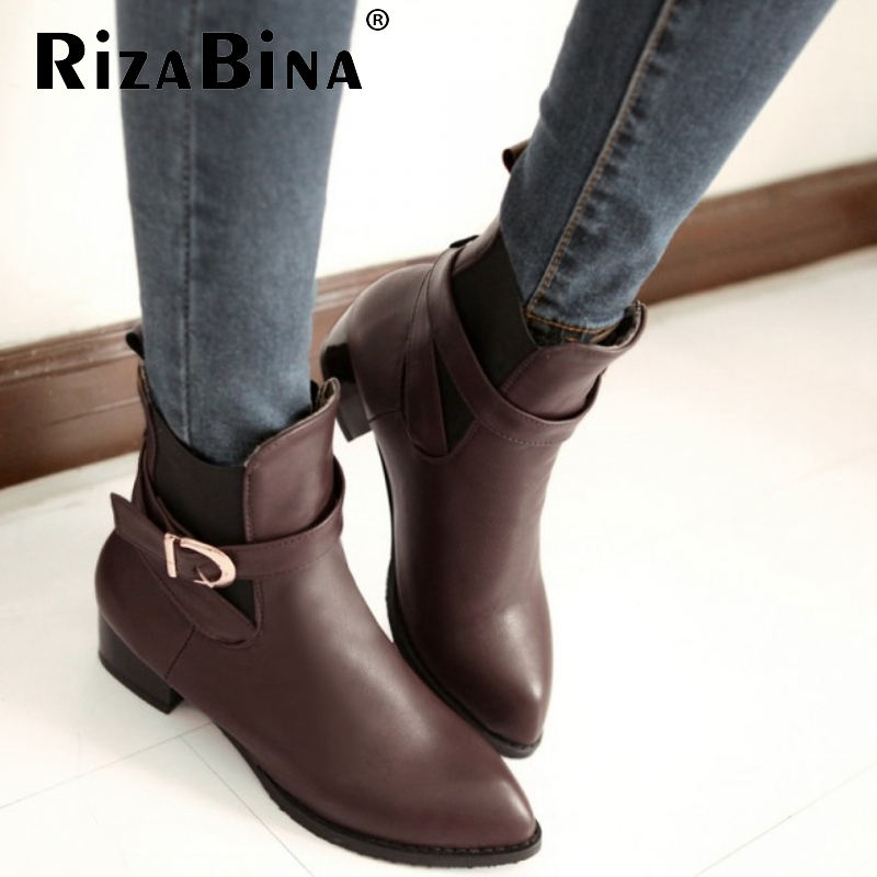 CooLcept Free shipping ankle half short boots women snow fashion winter warm boot footwear high heel shoes P15258 EUR size 30-47<br><br>Aliexpress