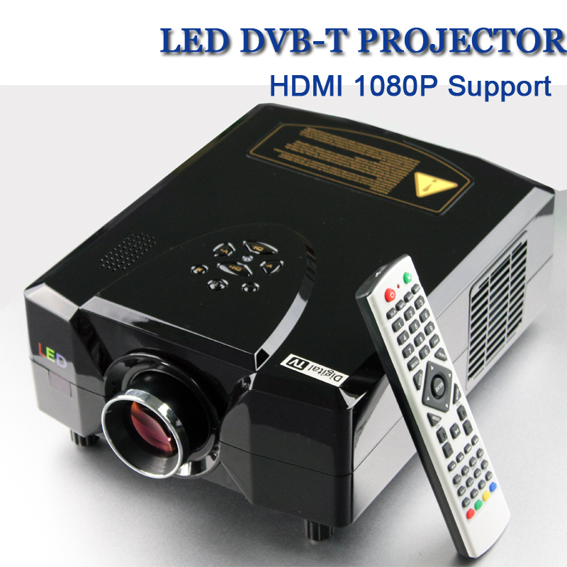 Free Shipping!!!  Flash Sale! Multifunction Home Video Projector with HDMI&amp;USB&amp;Analog TV&amp;VGA<br><br>Aliexpress