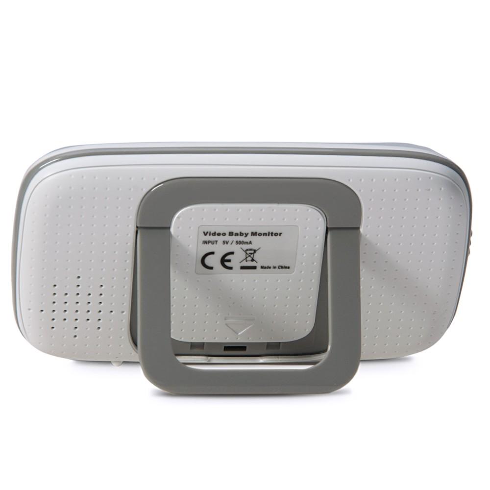 3.2 inch Wireless baby Monitor High Resolution Portable LCD Display Nanny Security Camera Night Vision Temperature Monitoring (13)