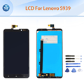 AAA Black LCD For Lenovo S939 LCD display touch screen digitizer assembly 6 inch pantalla phone