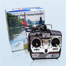 Free Shipping Excellent 6CH RC Simulator Real Flight Helicopter Simulator JTL-0904A Model 1/ Model 2 With CD Disk(China (Mainland))