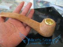 Free shipping H2500 tobacco wooden pipes Wholesale Cheap smoking Pipe Gift For men Promotion