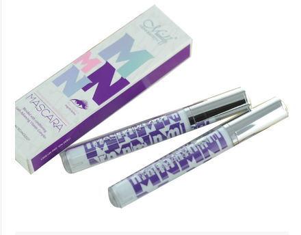 New 2015 Volume Express M.n Brand Mascara Makeup Silicone Brush curving lengthening colossal mascara Waterproof Free Shipping(China (Mainland))