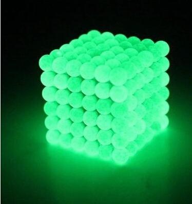 Free shipping 5mm cubo magico Buckyballs Magnetic balls Neocube Magic cube Magnet Puzzle adesivo(China (Mainland))