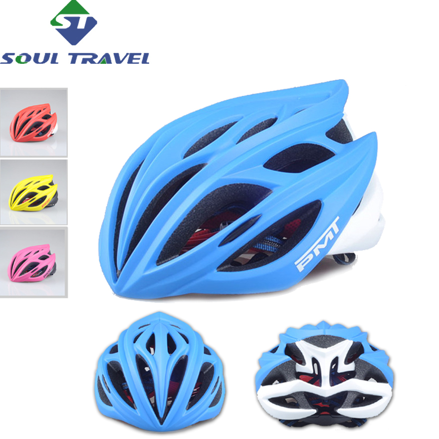 Soul Travel 23 Vents Bicycle Helmet Cover Mtb PC EPS Men Women Adult Moutain Road Bike Helmets Cycling Kask Capacet Bicicleta(China (Mainland))