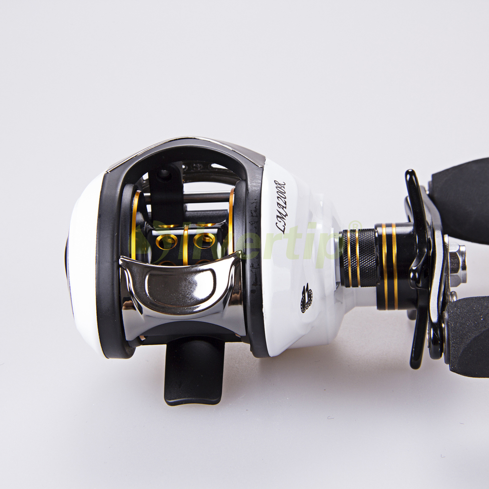 Wholesale 11 bb right hand baitcasting fishing reel bait for Wholesale fishing reels