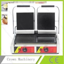 Comercial Panini Grill / máquina de Panini / elétrica de máquina dupla Panini máquina(China (Mainland))