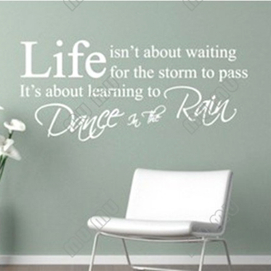 Life is Not a Waiting Room Life is Not About Wait Home