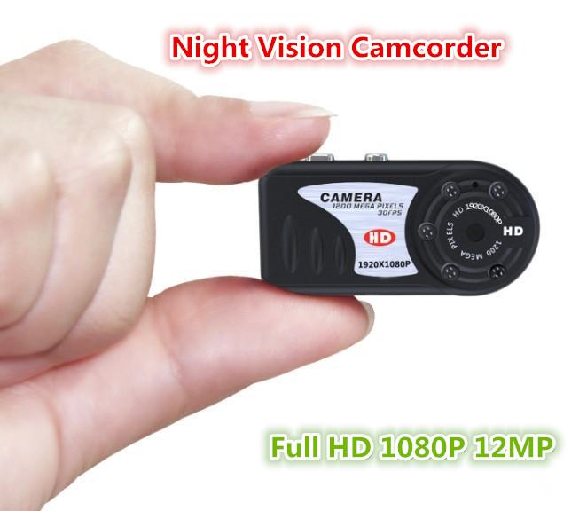 50pcs/ Lot T8000 Mini camera 1200 Mega Piexls Full HD 1920 X 1080P Night Vision Camcorder Thumb DV Mini Camera Recorder <br><br>Aliexpress