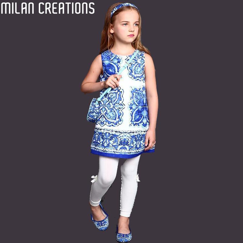 Milan Kreationen Baby Mädchen Kleider Winter 2015 Luxus Marke Kinder ...