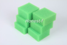 6 PCS Of Compatible Nitrate Foam Filter Pads Fish Tank Fits Juwel Compact