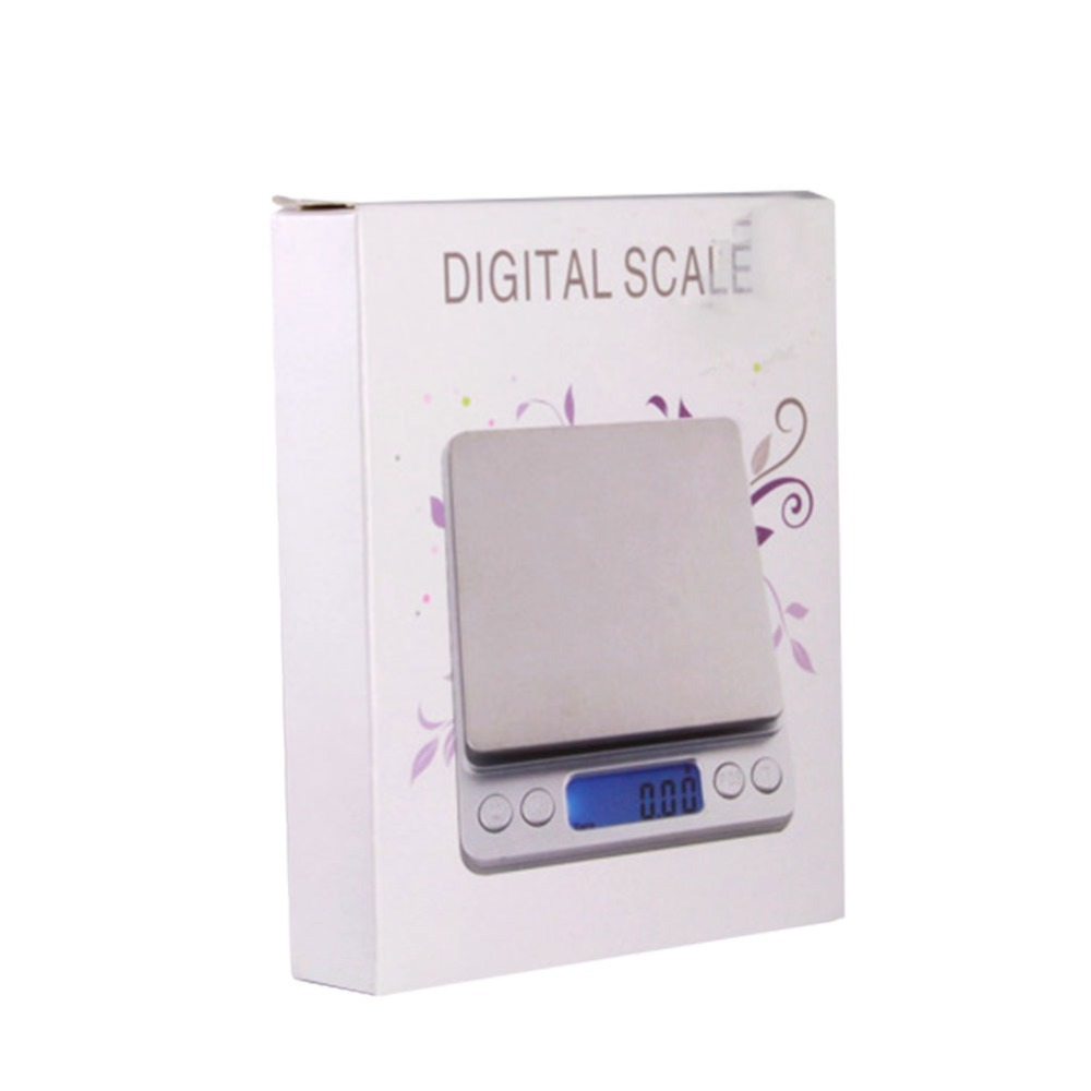 Mini 2000g 0.1g Precision Digital Jewelry Scale Weight Electronic Pocket Balance Your Best Choice(China (Mainland))