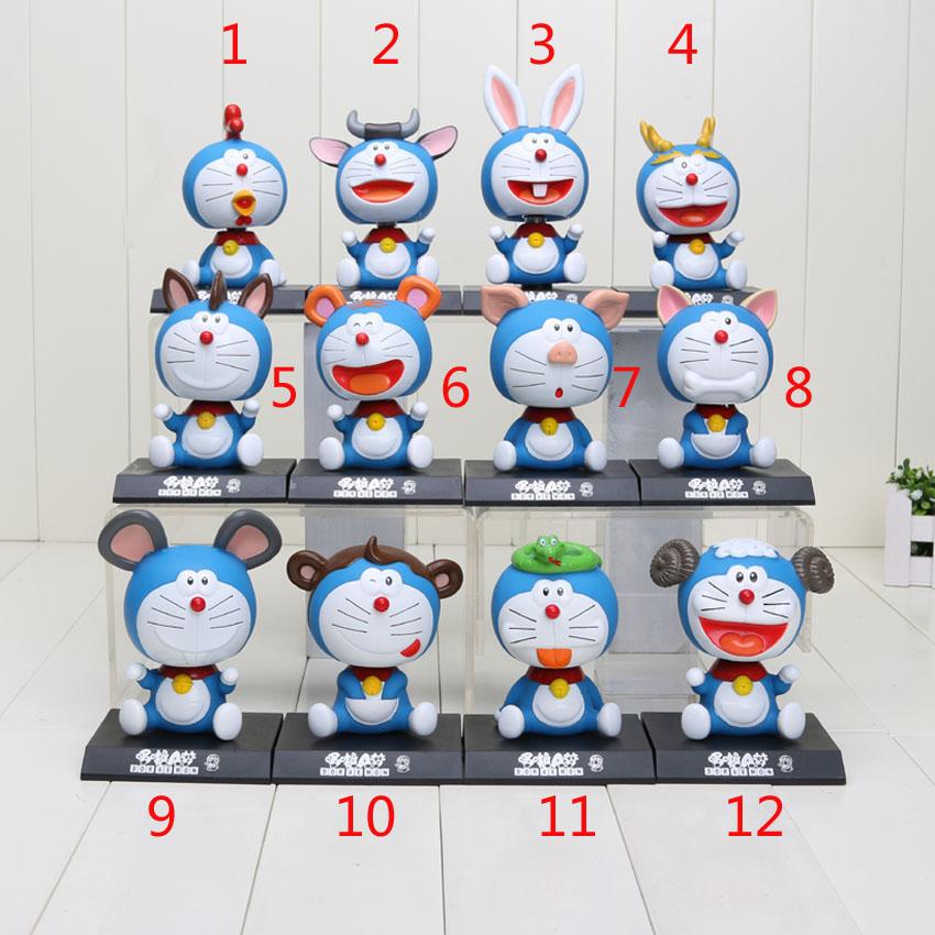 10-12cm Doraemon