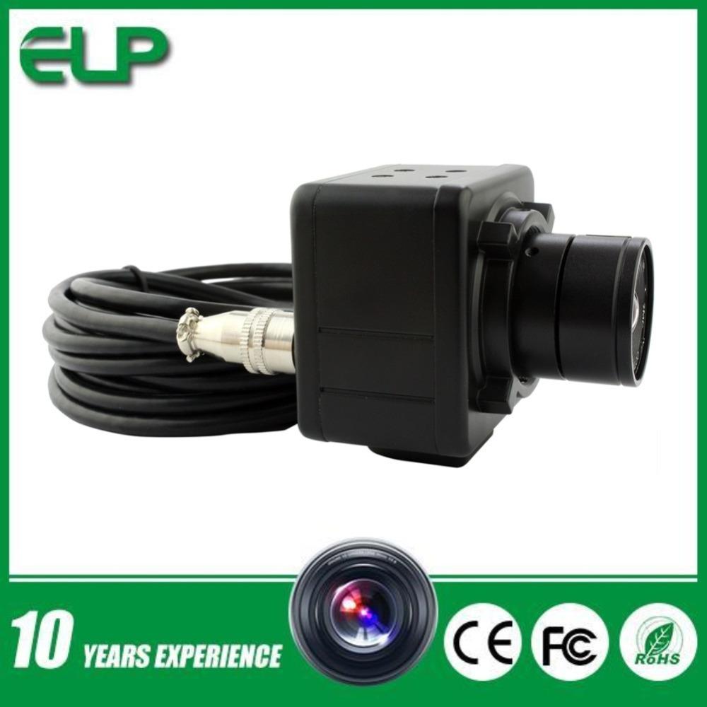 1.3MP 1280 x 960 HD 4mm manual focus lens Aptina AR0130 CMOS box usb camera for Win XP\Win7\Win8\Android\Linux\Mac